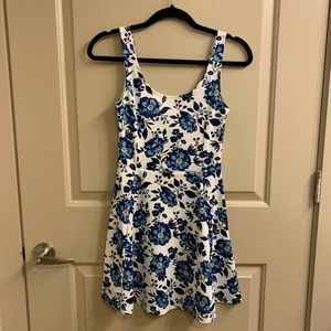 Divided H&M skater dress